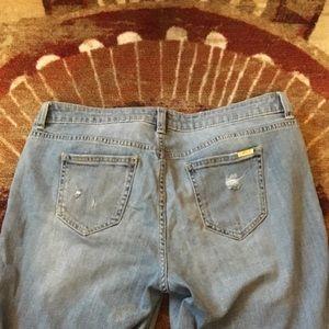 Jennifer Lopez Jeans - Jennifer Lopez Capri Jeans